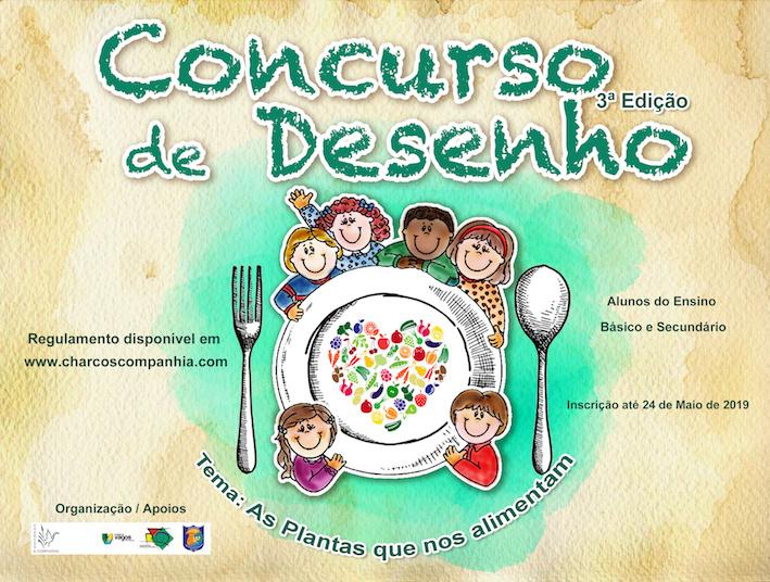 Concurso de Desenho, Charcos&Companhia, 2019