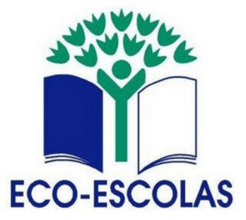 Logotipo do EcoEscolas